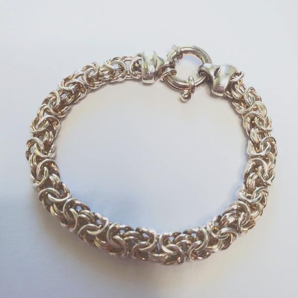 .925 Byzantine Bracelet